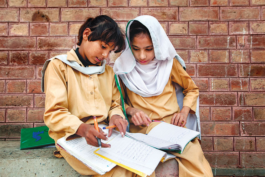 Pakistan is home to the most frenetic education reforms in